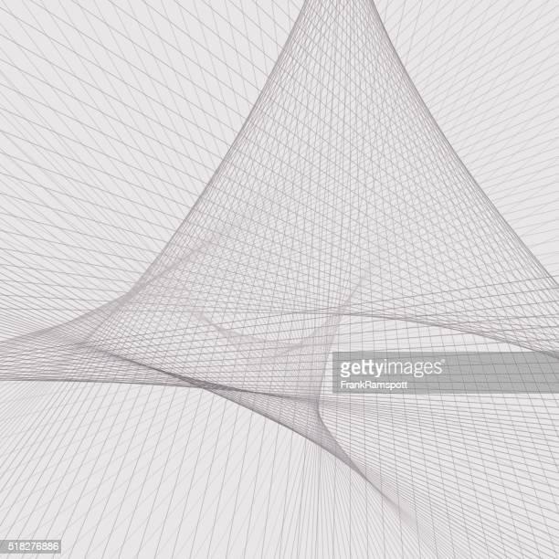 Konkrete Computergenerierte-Muster