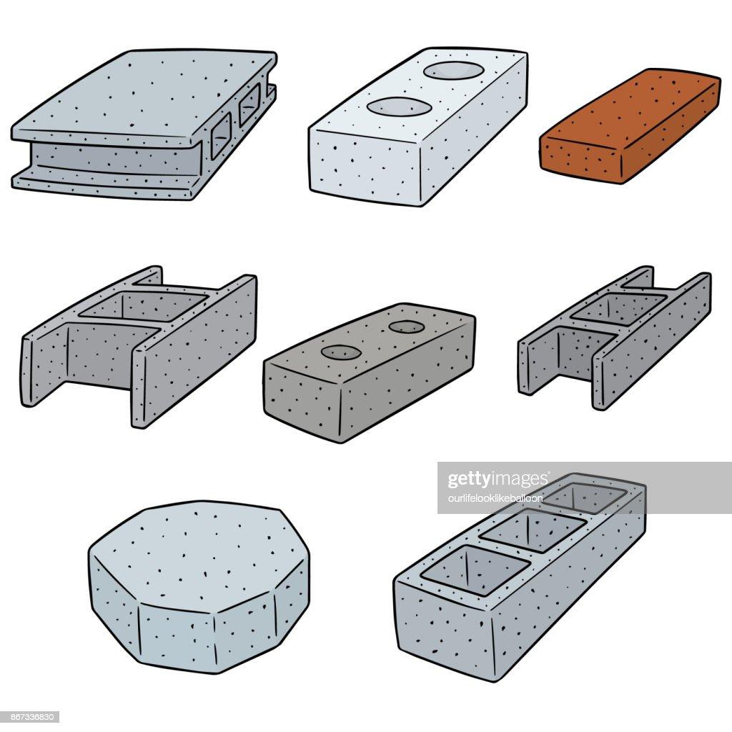 concrete construction block