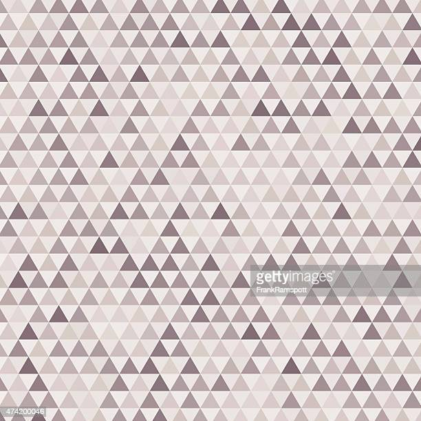 Concrete Equilateral Triangle Pattern