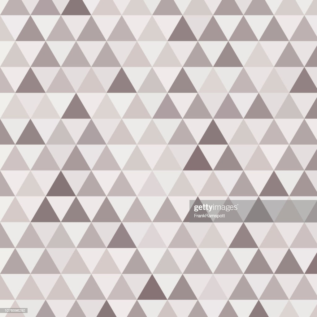 Konkrete gleichseitiges Dreieck Vektormuster : Vektorgrafik