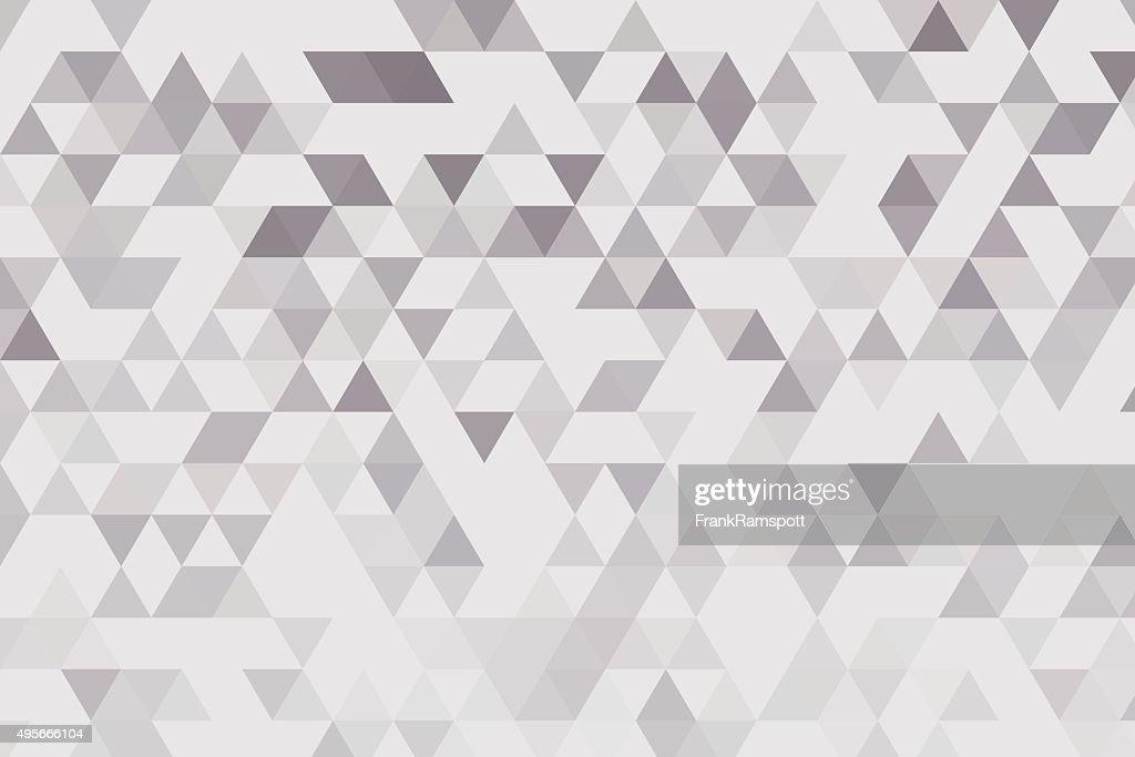 Concrete Triangle Gradient Pattern : stock illustration