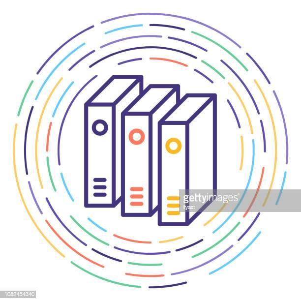 kongress gesetzgebungen linie icon illustration - archivmaterial stock-grafiken, -clipart, -cartoons und -symbole