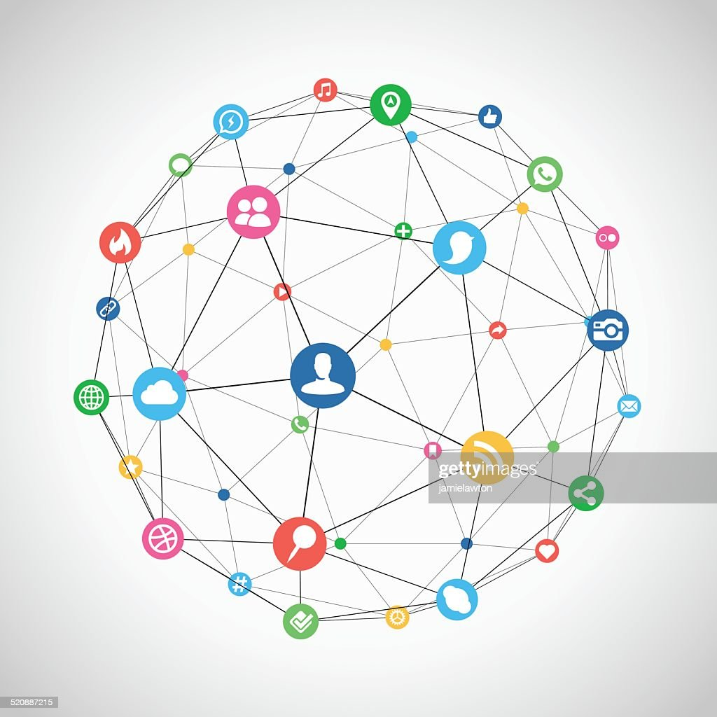 Connected Social Network