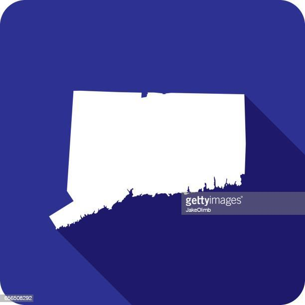 Connecticut Icon Silhouette
