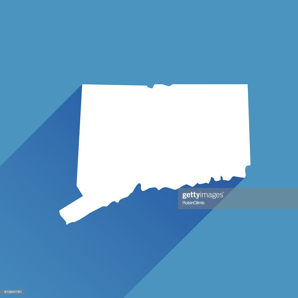 Connecticut Icon : stock illustration