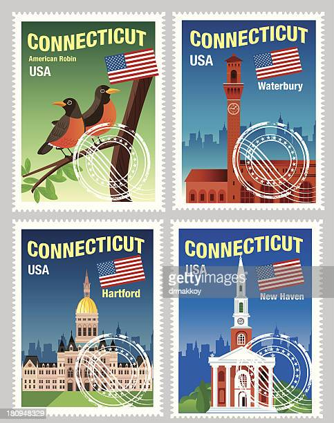 Connecticut Stamps