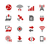 Connectivity Icons // Redico Series