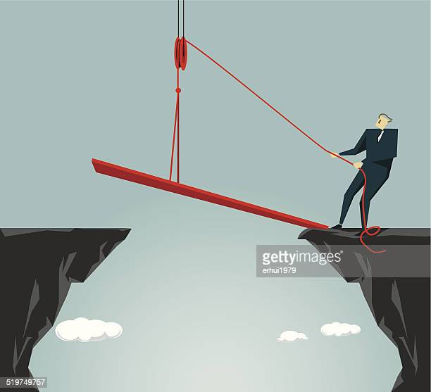 Conquering Adversity, Bridging The Gap, Solution, Success,Connection