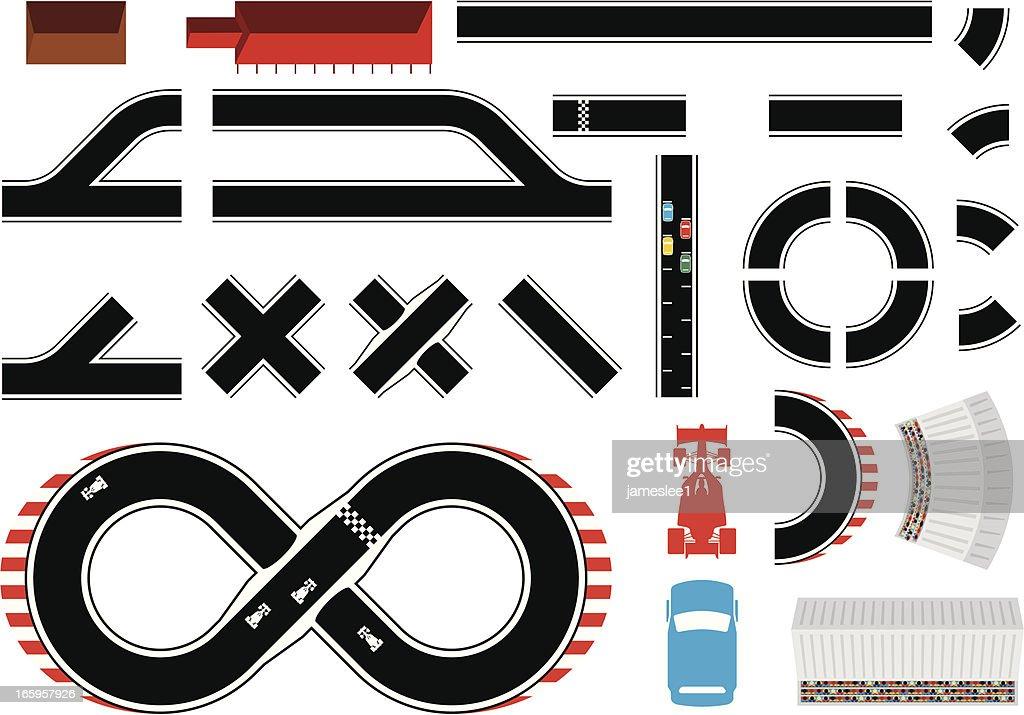 Construct-a-racetrack