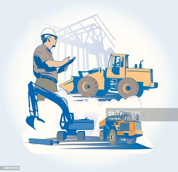 Construction: Contractor / Engineer