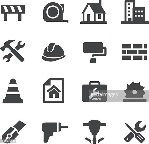 Construction Icons - Acme Series