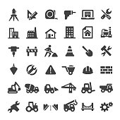 Construction Icons - Big Series