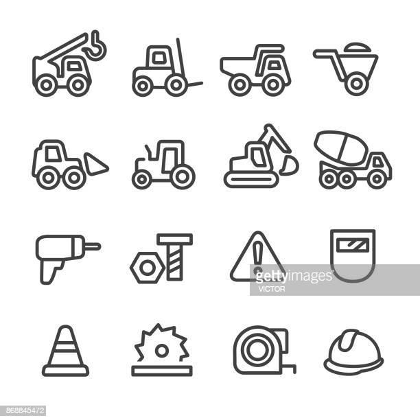 ilustraciones, imágenes clip art, dibujos animados e iconos de stock de construcción conjunto de iconos - serie - soldar
