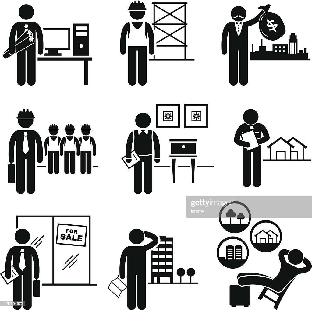 Construction Real Estates Jobs Occupations Careers