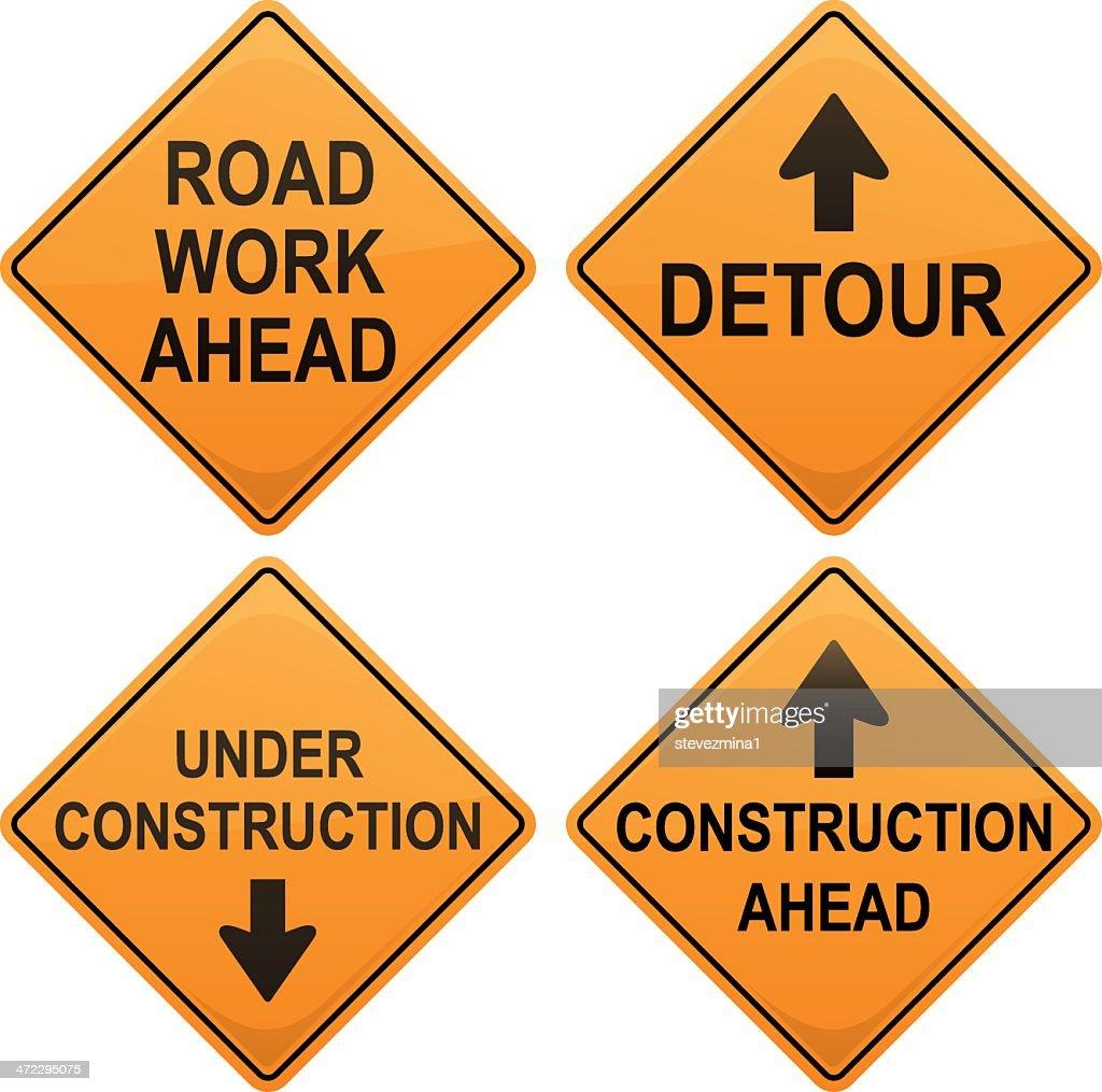 Construction Symbols Stock Illustration - Getty Images