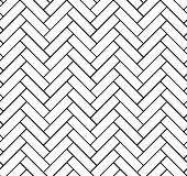 contour parquet seamless pattern