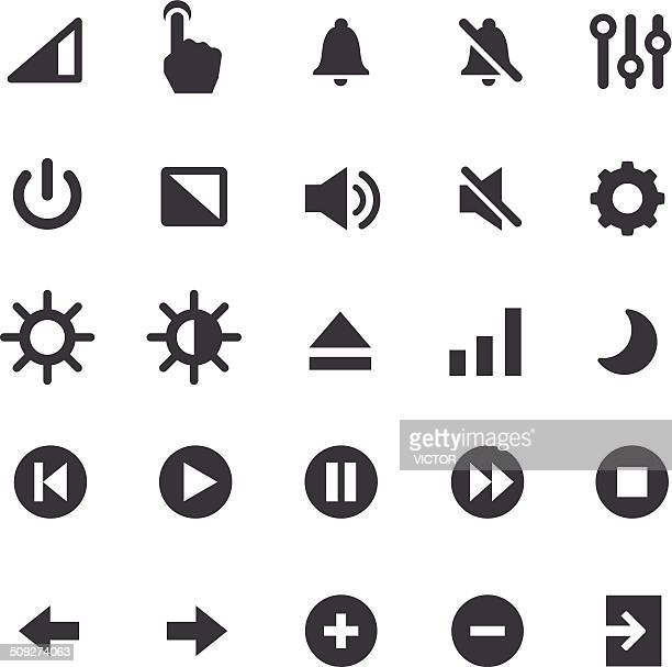 Control Icons - Smart Series