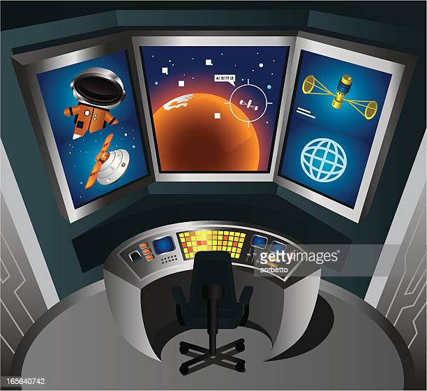 Control Panel Vector Art And Graphics