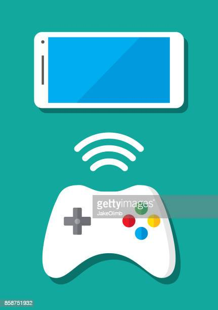 Controller with Smartphone