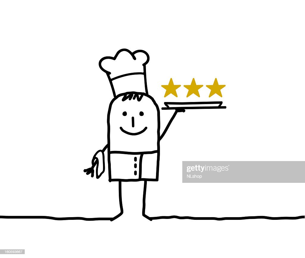 cook chef & three stars