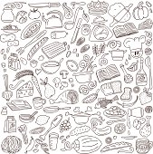 cookery doodles collection