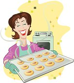 Cookie Tray - Retro Revival