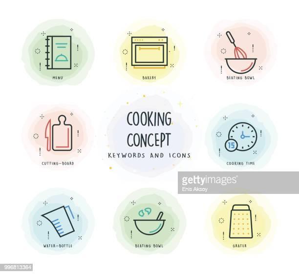 お料理のコンセプト
