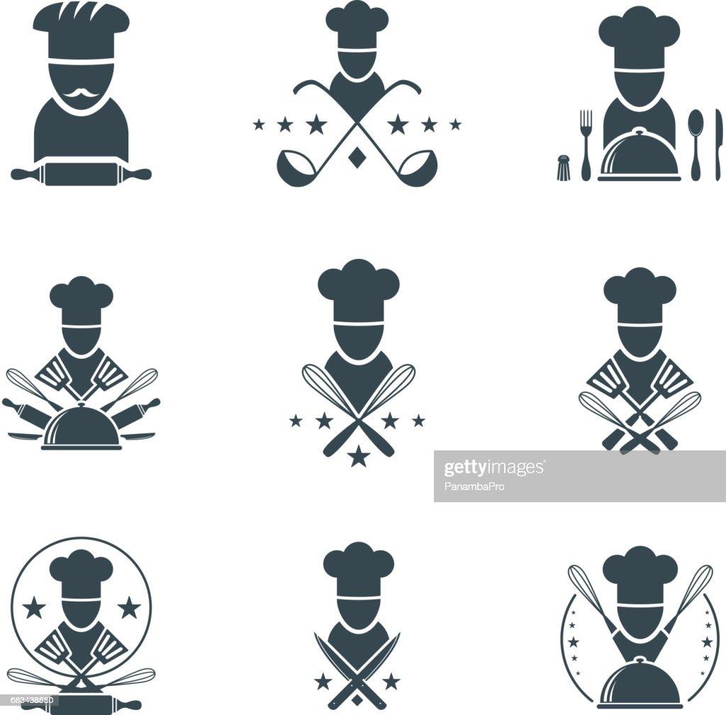 cooking emblem