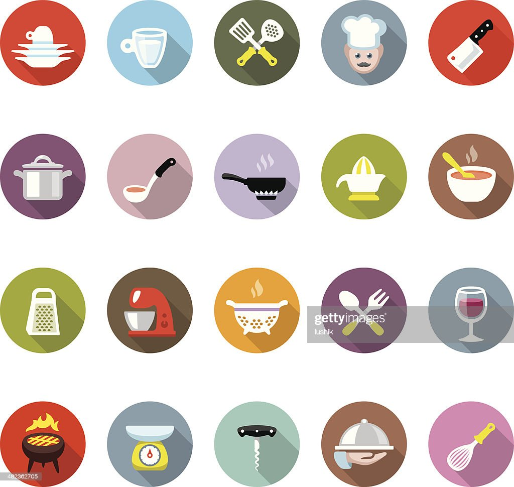Cooking / Modico icons