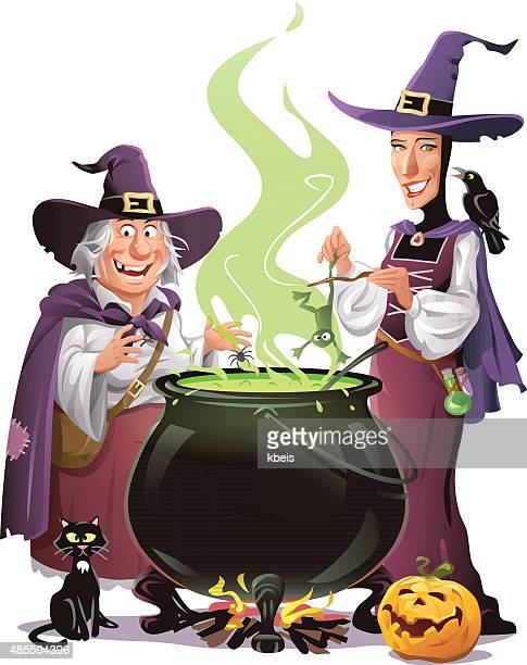 Cooking Witches