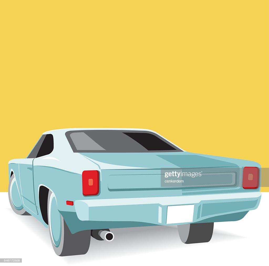 Cool American car
