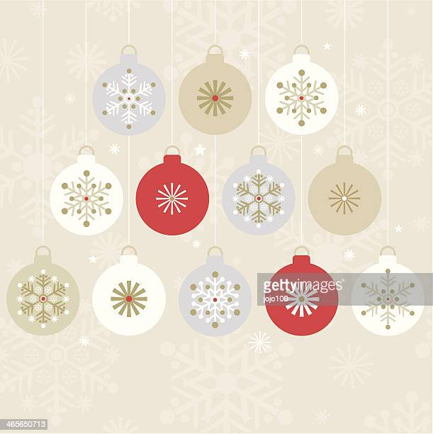 Cool Christmas Hanging Baubles