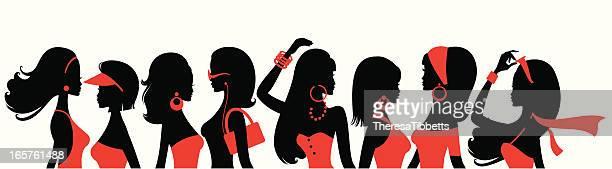 Cool Fashion Girls