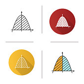 Coordinate system icon