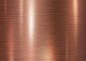 Copper metal texture background vector illustration