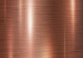 Copper metal texture background vector illustration