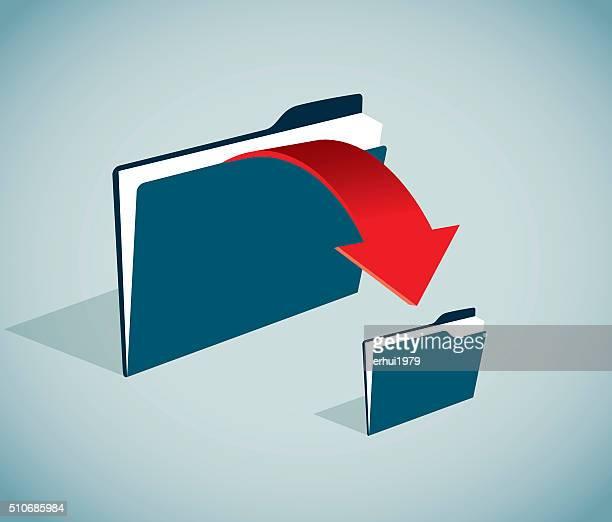ilustraciones, imágenes clip art, dibujos animados e iconos de stock de copiar - tarjeta de archivo