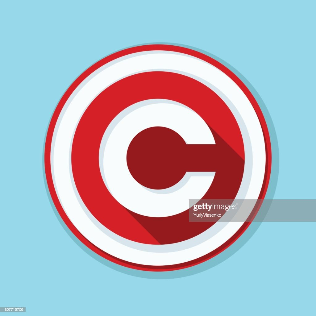 Rights Reserved Symbol Vector Real Clipart And Vector Graphics