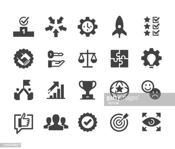 コア値アイコン - クラシックシリーズ - 責任点のイラスト素材/クリップアート素材/マンガ素材/アイコン素材