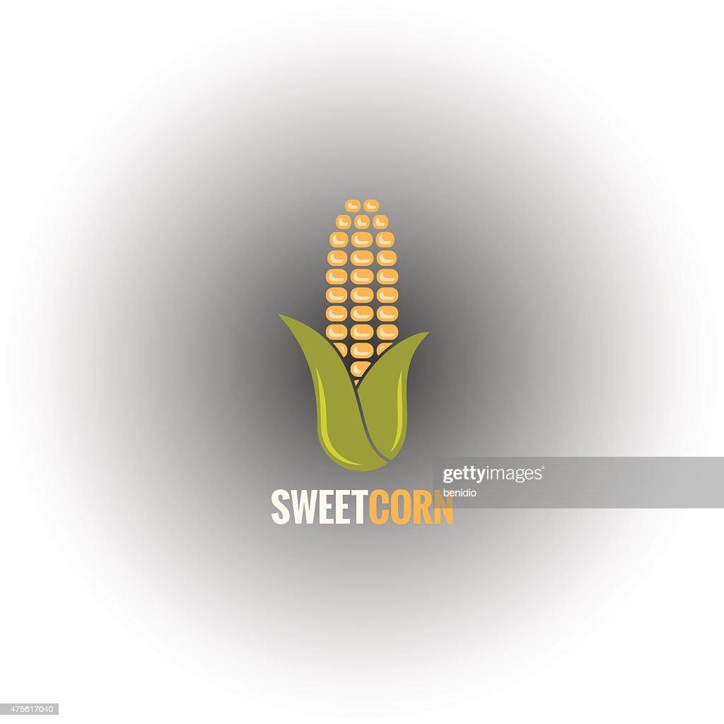 corn design background