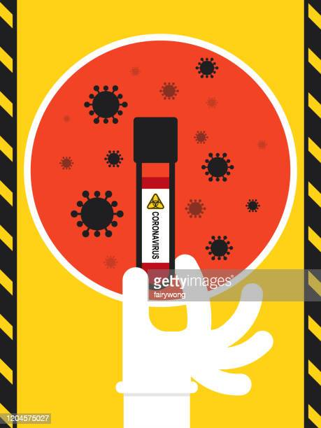 corona virus - epidemic stock illustrations