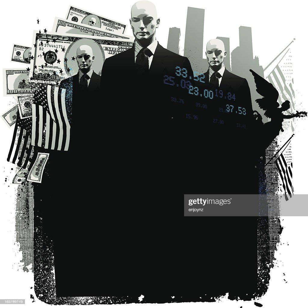 Corporate America business background