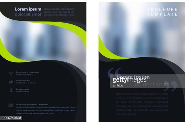unternehmensbroschüre - lageplan stock-grafiken, -clipart, -cartoons und -symbole