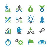 Corporate Business Icons - Spry Series