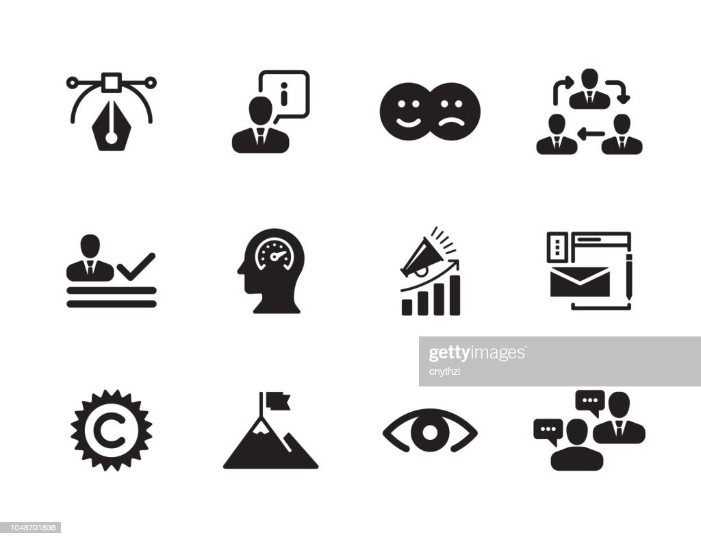corporate identity icon set high res vector graphic getty images https www gettyimages com detail illustration corporate identity icon set royalty free illustration 1048701836