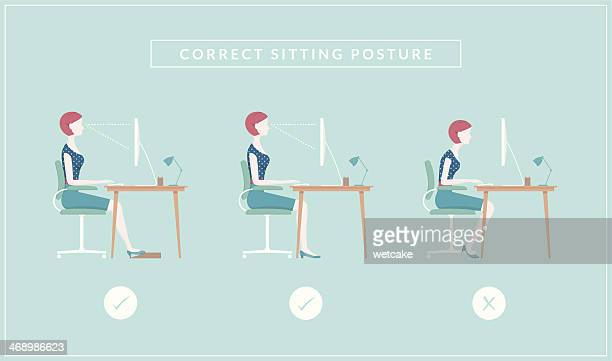 Correct Sitting Positions