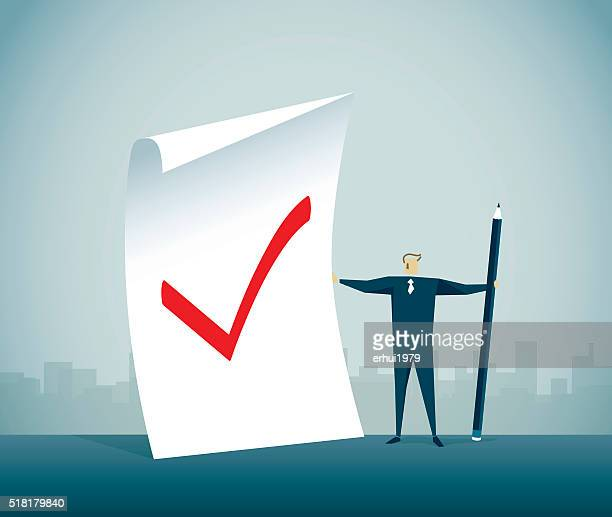 correct - report card stock illustrations