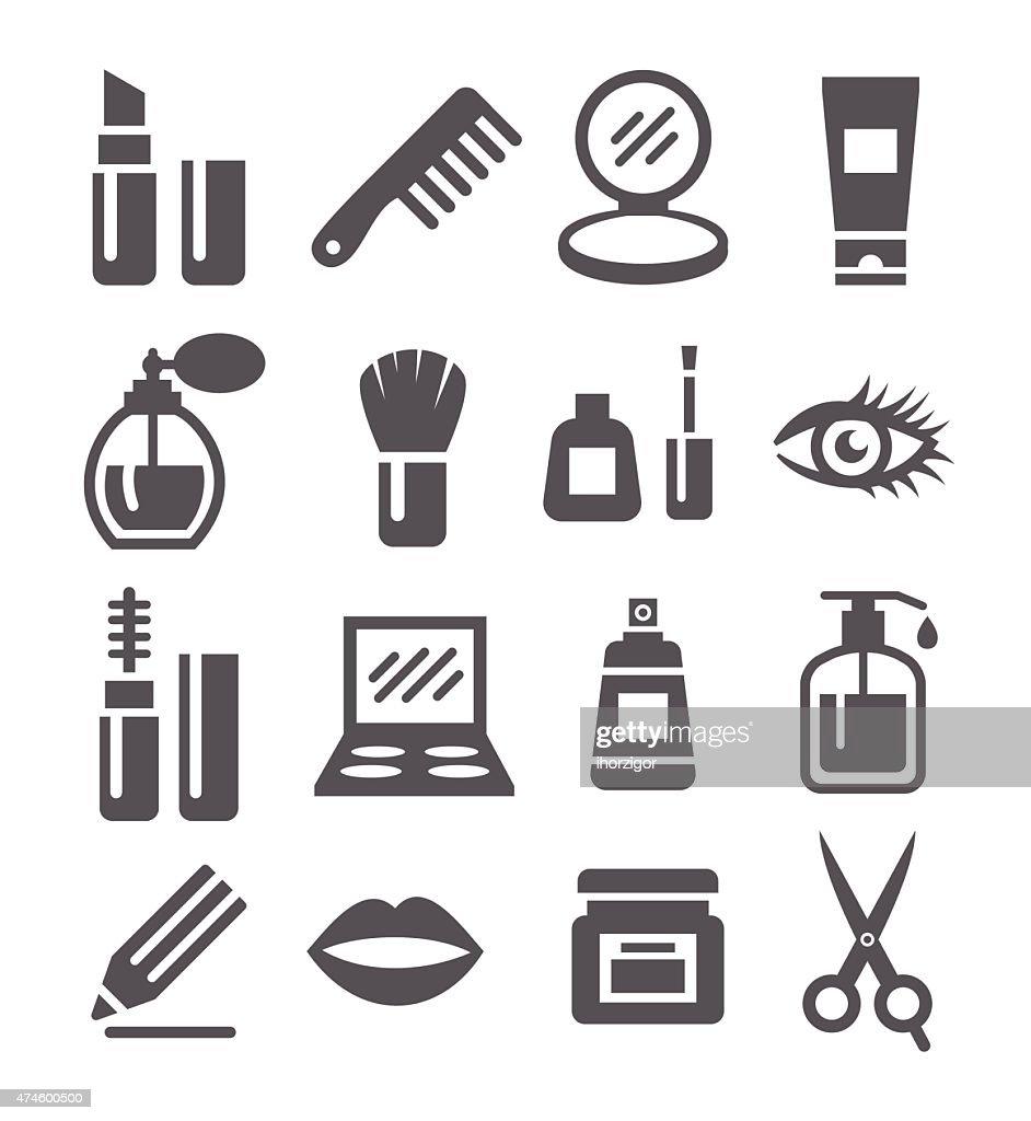 Cosmetics Icons
