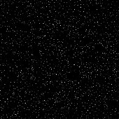 Cosmic Galaxy Background. Stardust and bright shining stars.