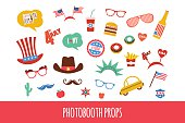 costume props for independence day of America